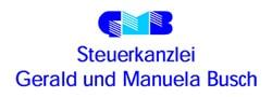 GMB Steuerkanzlei Gerald und Manuela Busch